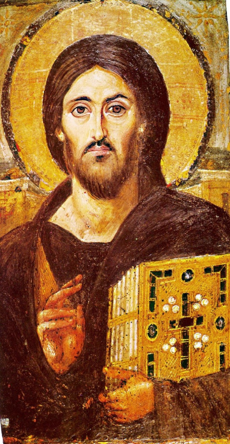 unknown-artist-christ-pantocrator-st-catherine-monastery-mount-sinai-egypt-6th-century-e1277330981153