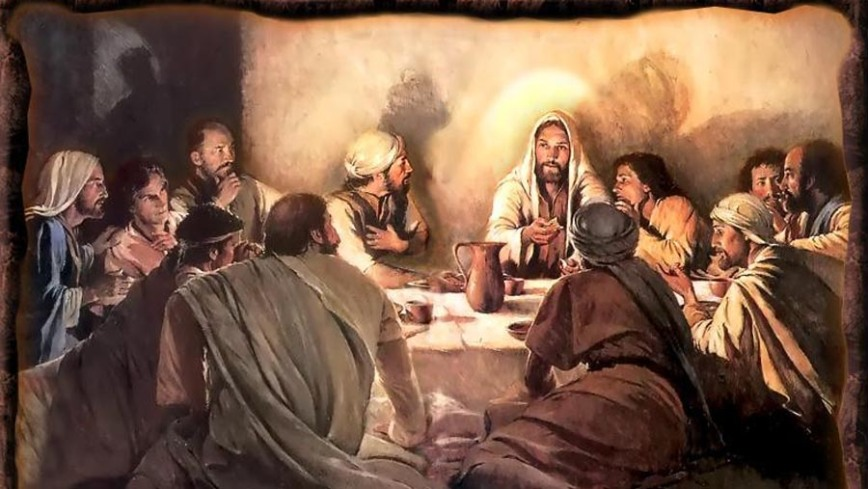 Jesus-Picture-Last-Supper-With-Disciples-Painting