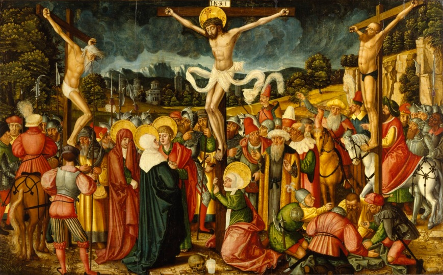 Crucifixion-PeterGertner