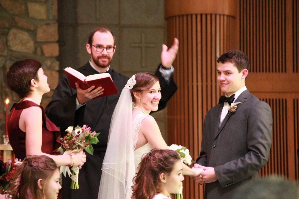 Matthew and Haley Husband - A Wedding Sermon on 1 John 4.9-12 & Ecclesiastes 4.9-12