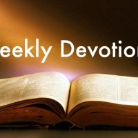 Devotional - Psalm 95.6-7