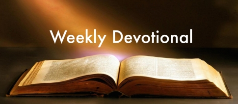 Weekly Devotional Image