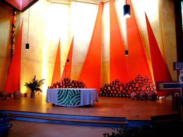 Taize Altar