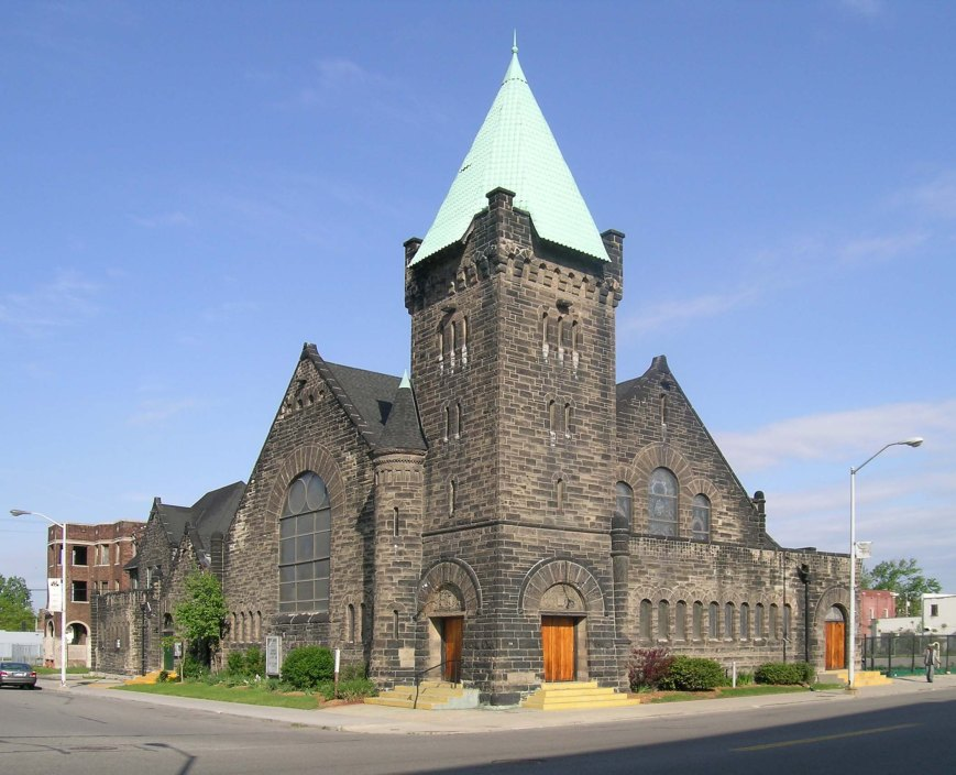 Cass_Avenue_Methodist_Episcopal_Church_-_Detroit_Michigan