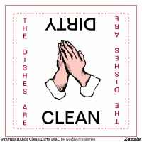 How The Dishwasher Taught Me To Pray - Sermon on Ephesians 3.14-21