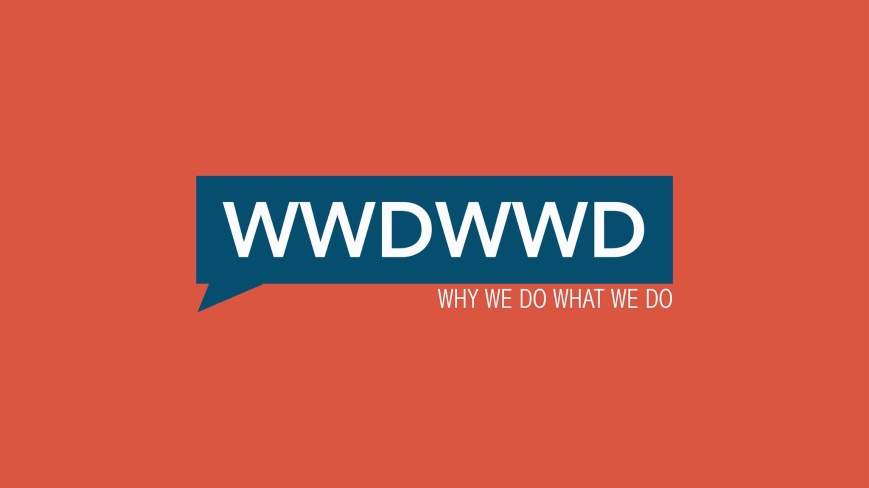 why we do what we do essay