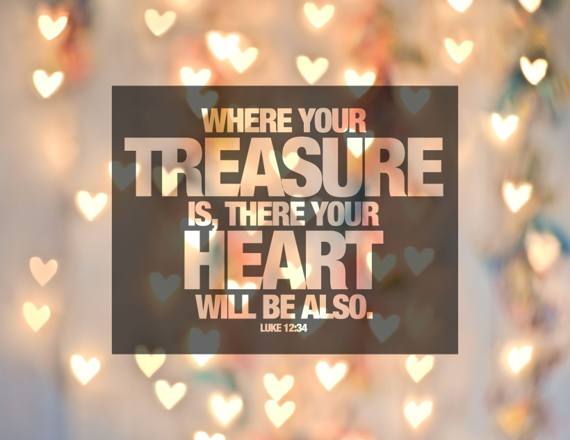 Image result for where your treasure is