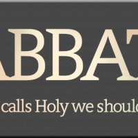 Too Busy For Sabbath - Isaiah 58.9b-14