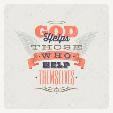 Quote Typographical Background - vector design