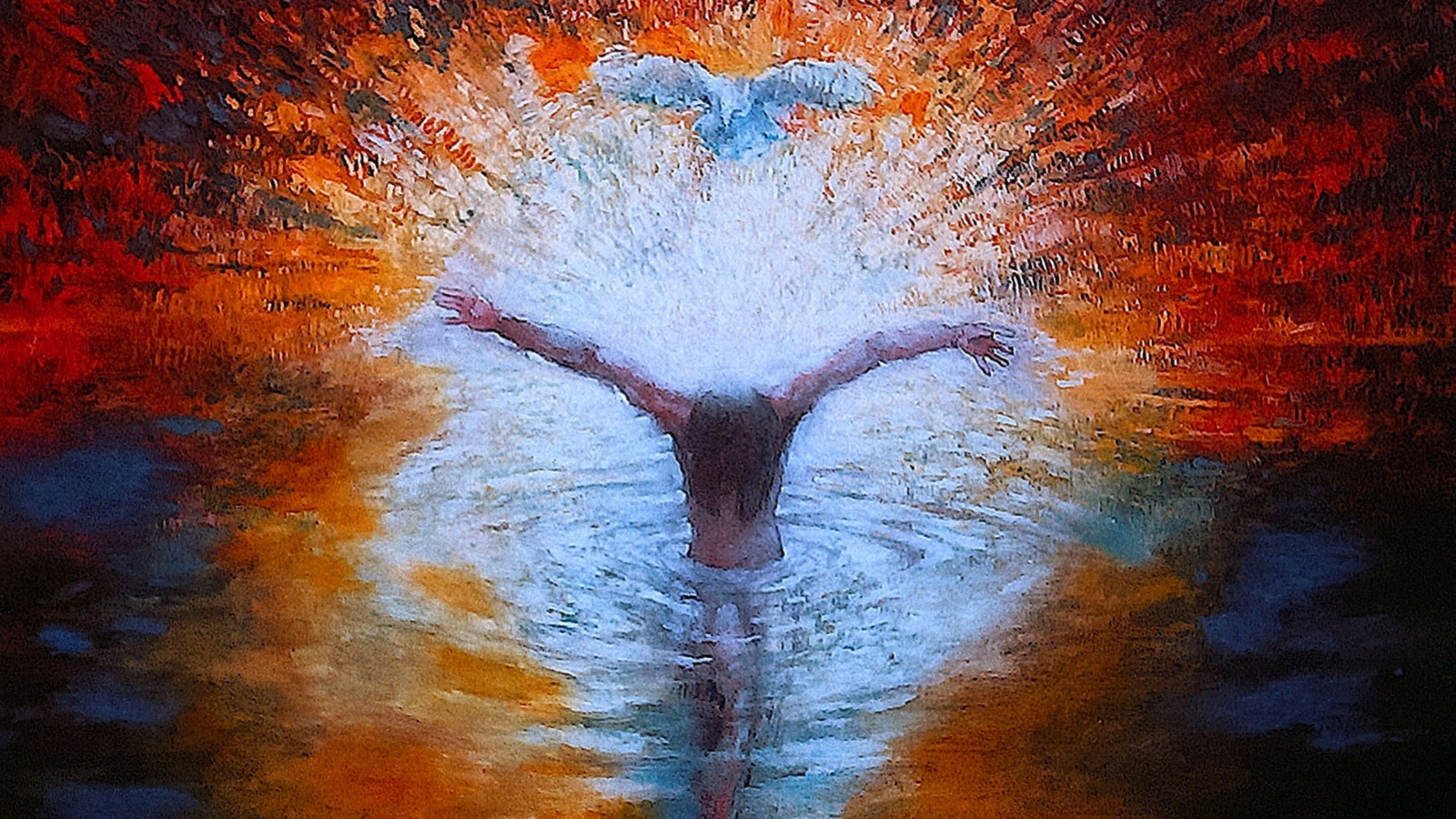 Baptism-Jesus-4K-Wallpaper