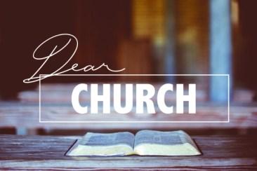 DearChurch