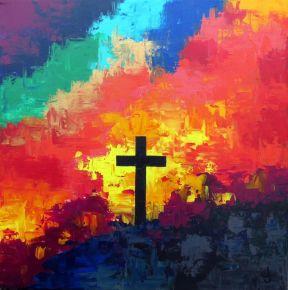 2dd04d97c664a4970b539f317ea19633--jesus-painting-prophetic-art