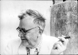 karl-barth-smoking