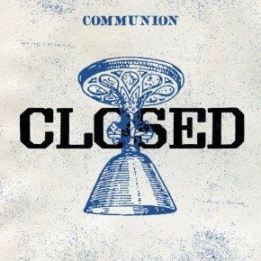 closed-communion